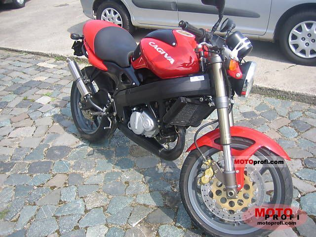 Cagiva Raptor 125 2007 photo