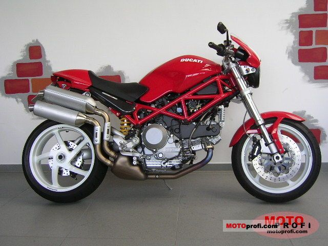 ducati monster s2r 1000 2007 specs and photos. Black Bedroom Furniture Sets. Home Design Ideas