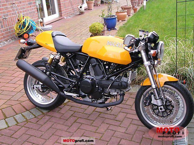 Vendo Ducati Sport Classic  Biposto