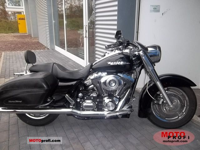 Harley-Davidson FLHR  Road King 2007 photo