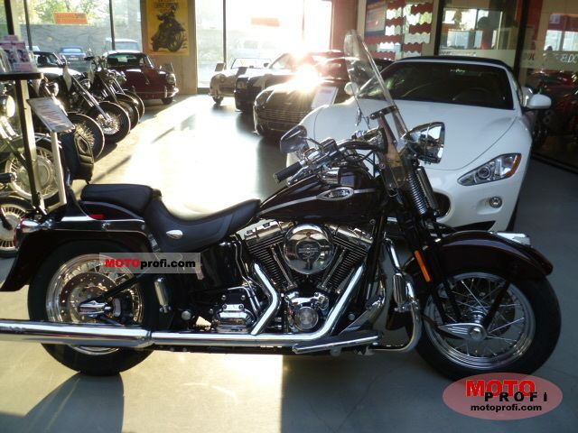 Harley-Davidson FLSTSC  Softail Springer Classic 2007 photo