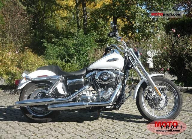Harley-Davidson FXDC  Dyna Super Glide Custom 2007 photo