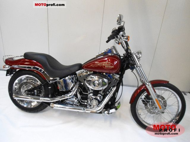 Harley-Davidson FXSTC  Softail Custom 2007 photo