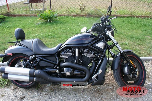 Harley-Davidson VRSCD  Night Rod 2007 photo