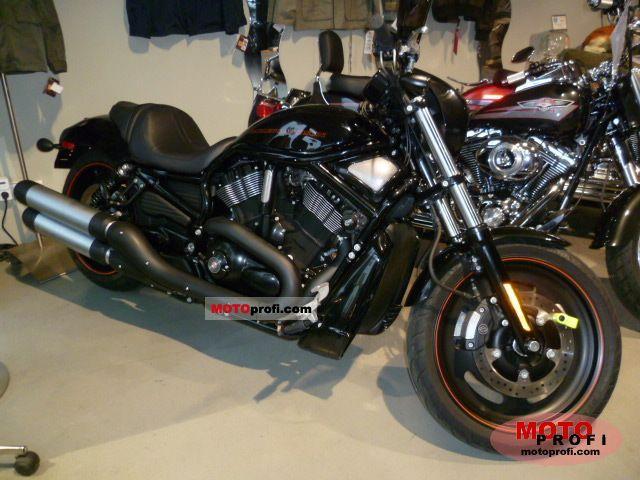 Harley-Davidson VRSCDX  Night Rod Special 2007 photo