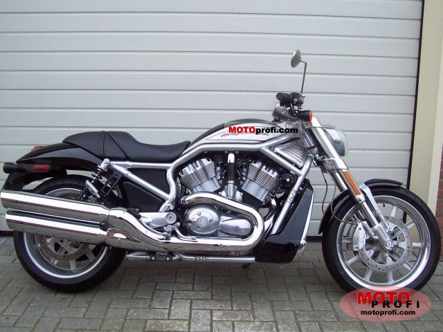Harley-Davidson VRSCR  Street Rod 2007 photo
