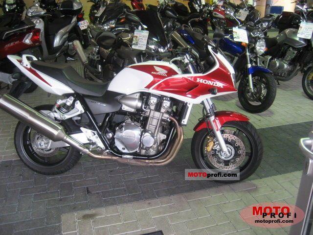 Honda CB 1300 S 2007 photo