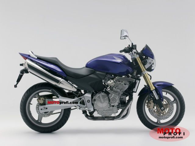 Honda CB 600 F Hornet 2007 photo