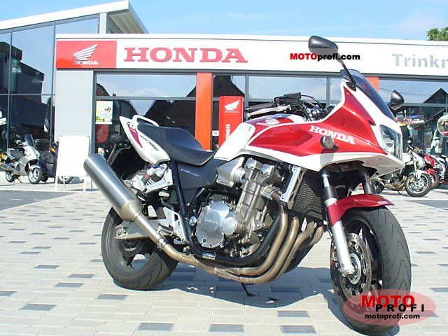 Honda CB 1300 S ABS 2007 photo