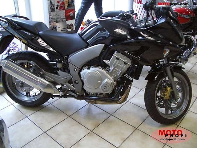 honda cbf 1000 f abs 2007 specs and photos. Black Bedroom Furniture Sets. Home Design Ideas