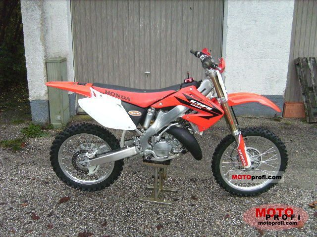 Honda CR 125 R 2007 photo