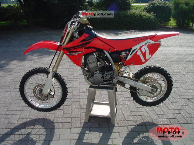 Honda CRF 150 R 2007 photo