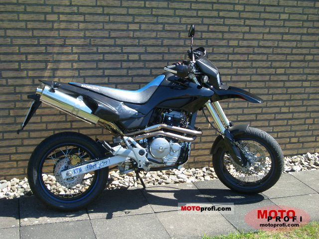 honda fmx 650 2007 specs and photos. Black Bedroom Furniture Sets. Home Design Ideas