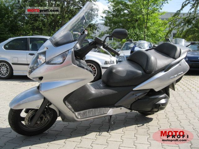 Honda Silver Wing 2007 photo