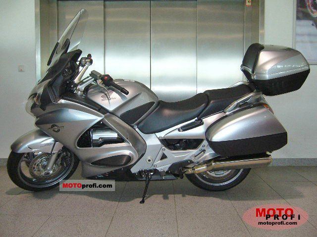 honda st 1300 pan european abs 2007 specs and photos. Black Bedroom Furniture Sets. Home Design Ideas