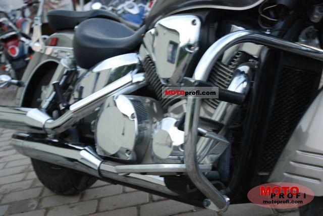 Honda VTX 1300 R 2007 Specs and Photos