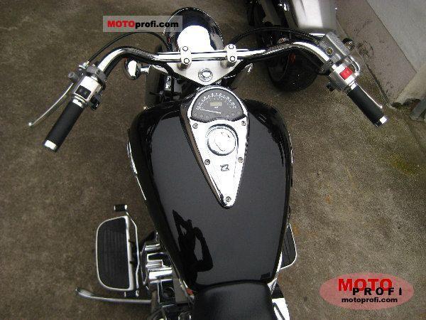 Honda VTX 1300 S 2007 Specs and Photos