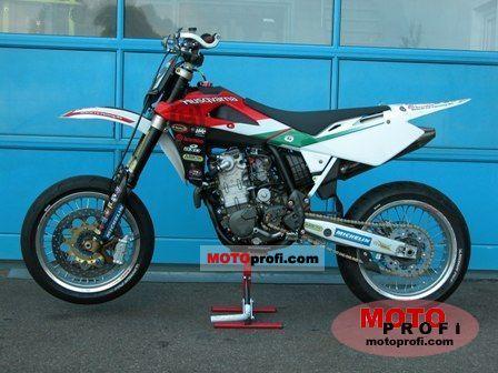 Husqvarna SM 450 R 2007