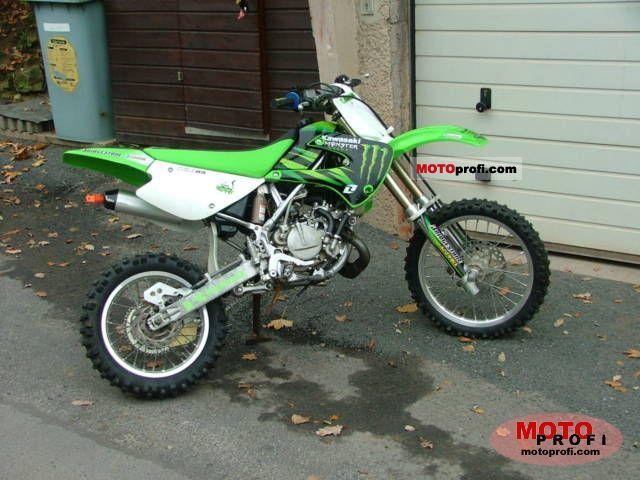 Kawasaki KX 85 2007 Specs and Photos