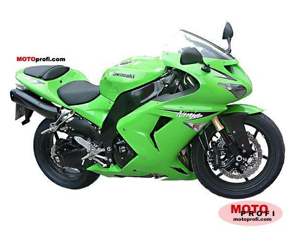Kawasaki Ninja ZX-10 R 2007 photo