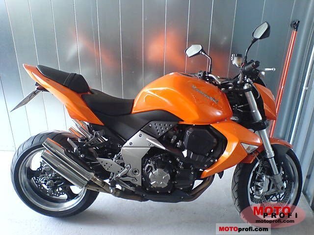 Kawasaki Z 1000 2007 Specs and Photos