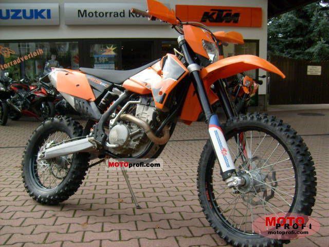 Ktm 380 Mxc. Ktm 380. KTM 250 EXC-F 2007