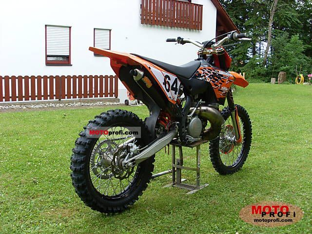 KTM 250 SX 2007