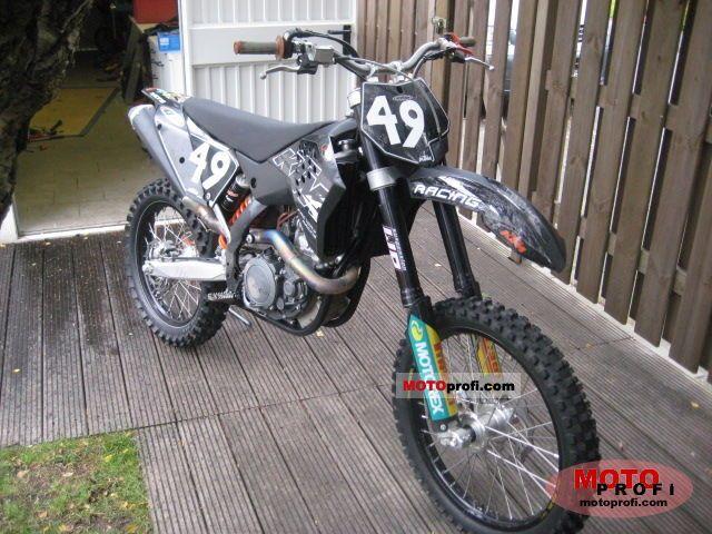 KTM 450 SX-F 2007 photo
