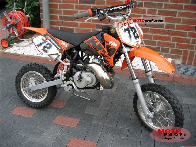 List of KTM 50 mini bikes for sale - Bike Finds - every used dirt