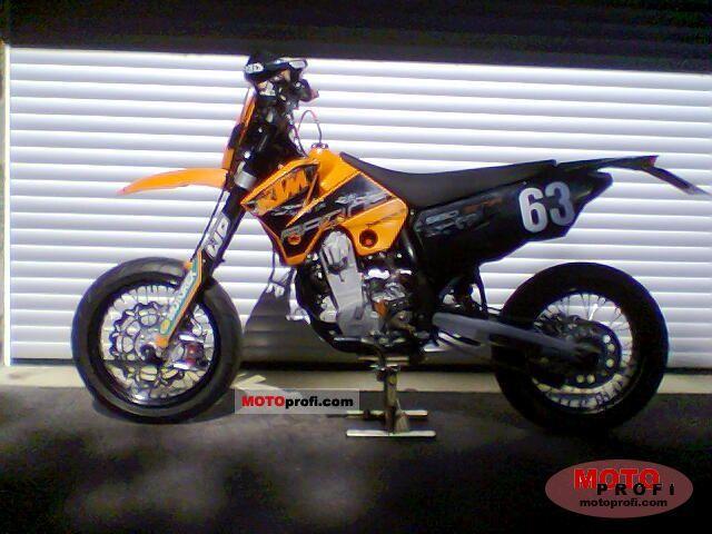 KTM 560 SMR 2007 photo