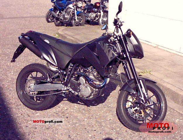 KTM 640 Duke II 2007 photo