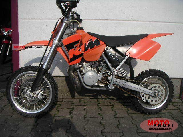 KTM 65 SX 2007 Category: Pocket bike / Minibike (Cross) (64ccm)