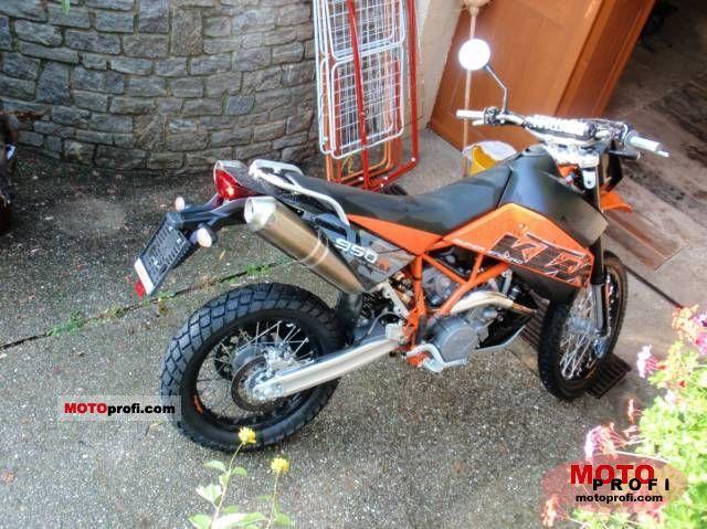 KTM 950 Super Enduro R 2007 photo