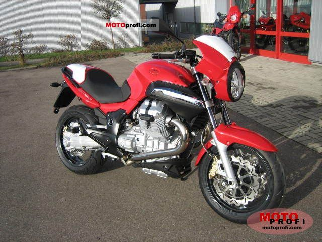 Moto Guzzi 1200 Sport 2007 photo