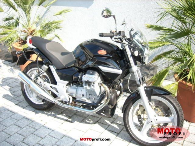 Moto Guzzi Breva 750 2007 photo