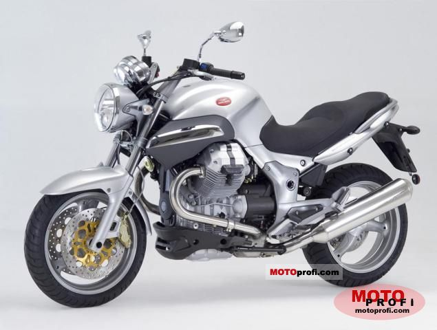 Moto Guzzi Breva 850 2007 photo