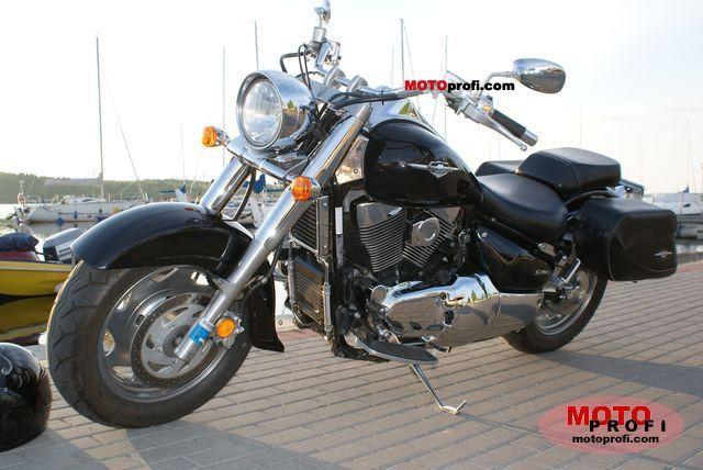 Suzuki Boulevard C90 2007 photo