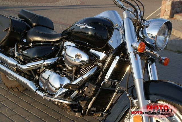 Suzuki Boulevard C90 2007 Specs and Photos