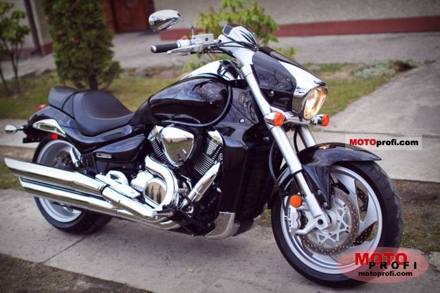 Suzuki Boulevard M109R 2007 Specs and Photos