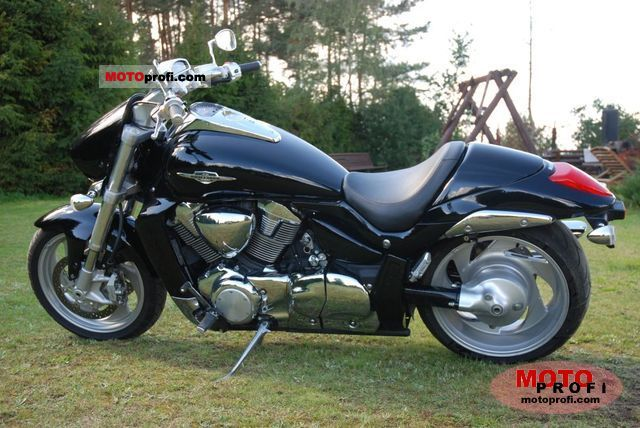 Suzuki Boulevard M109R 2007 photo
