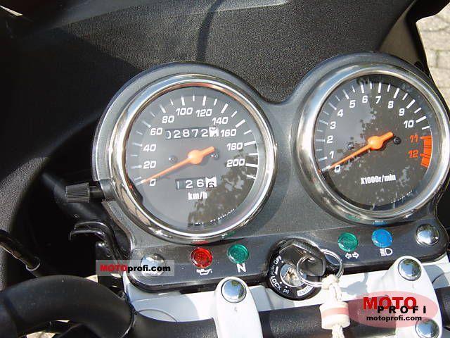 suzuki gs 500 f 2007 specs and photos