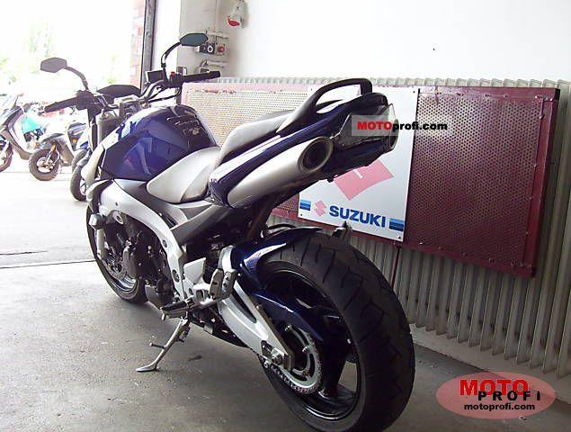 Suzuki GSR 600 2007 Specs and Photos