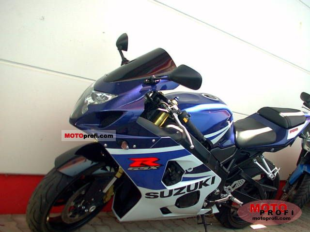 Suzuki GSX-R 750 2007 photo