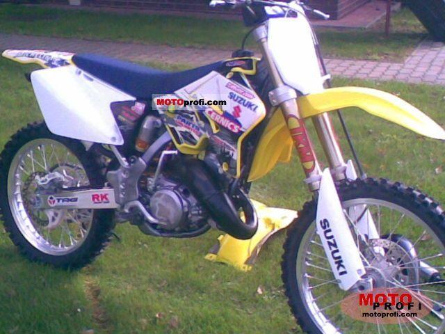 Suzuki RM 125 2007 Specs and Photos