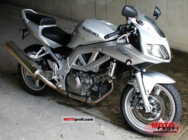 Suzuki SV 650 2007 Specs and Photos