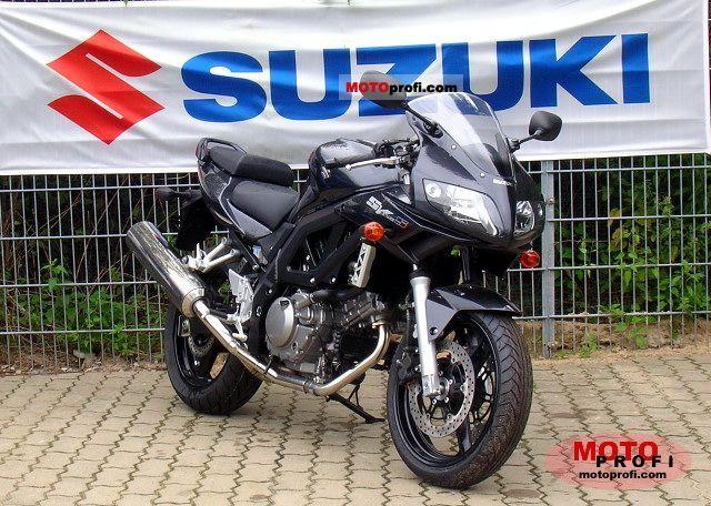Suzuki SV 650 S 2007 Specs and Photos