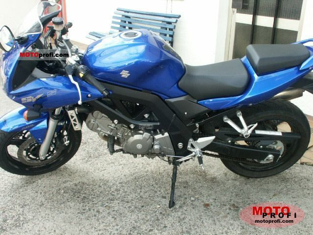 suzuki sv 650 s abs 2007 specs and photos. Black Bedroom Furniture Sets. Home Design Ideas