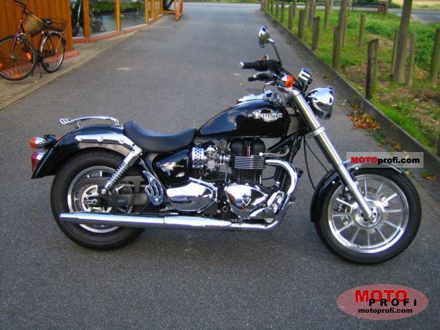 Triumph America 2007 photo