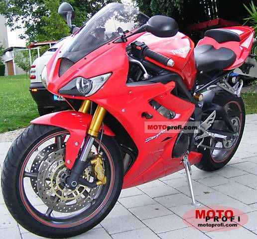 Triumph Daytona 675 2007 Specs And Photos
