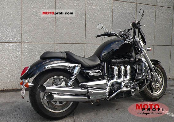 Triumph Rocket III 2007 Specs and Photos